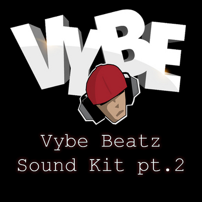 Product picture Vybe Beatz Drumkit Pt. 2